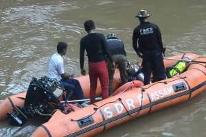 SDRF in rescue action