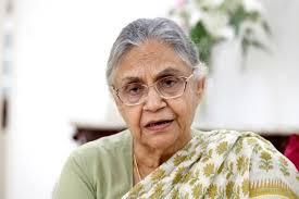 Sheila, Kejriwal spar over Delhi's statehood