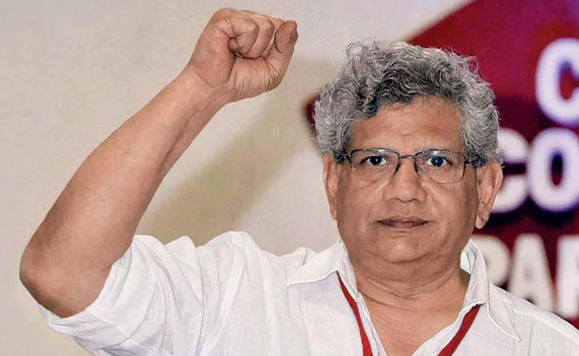 Centre misusing Governors' office to  destabilize non-BJP governments: Yechury