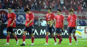S. Korea denies on-pitch rift between players in Bolivia tuneup