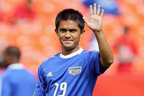 Chhetri thanks football fans  for overwhelming support