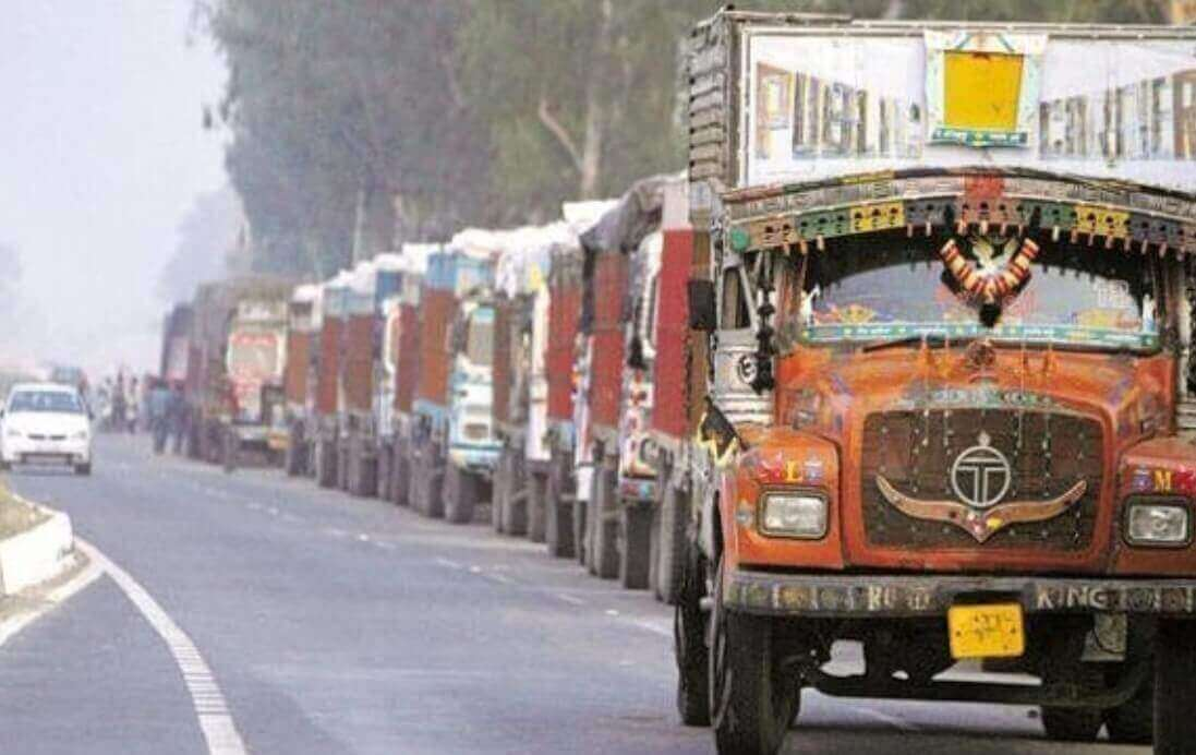 Restriction Imposed on Entry of Goods-Carrying Commercial Vehicles in City