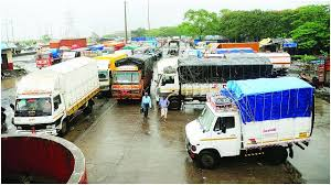 Transport sector dying, strike was last option: Truckers' association