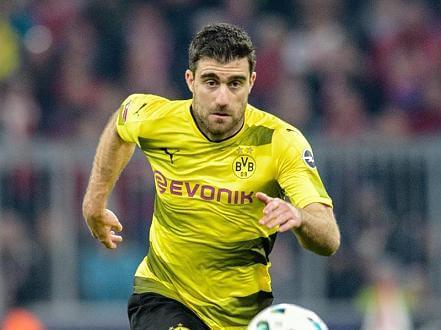 Dortmund defender set to sign  for Arsenal