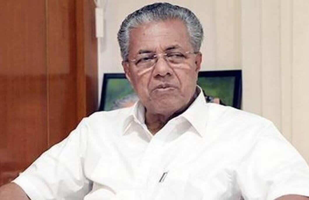 Vijayan is always anti-Modi: BJP