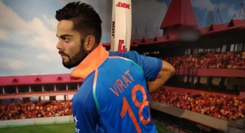 Kohli sole Indian in Forbes's 2018 list