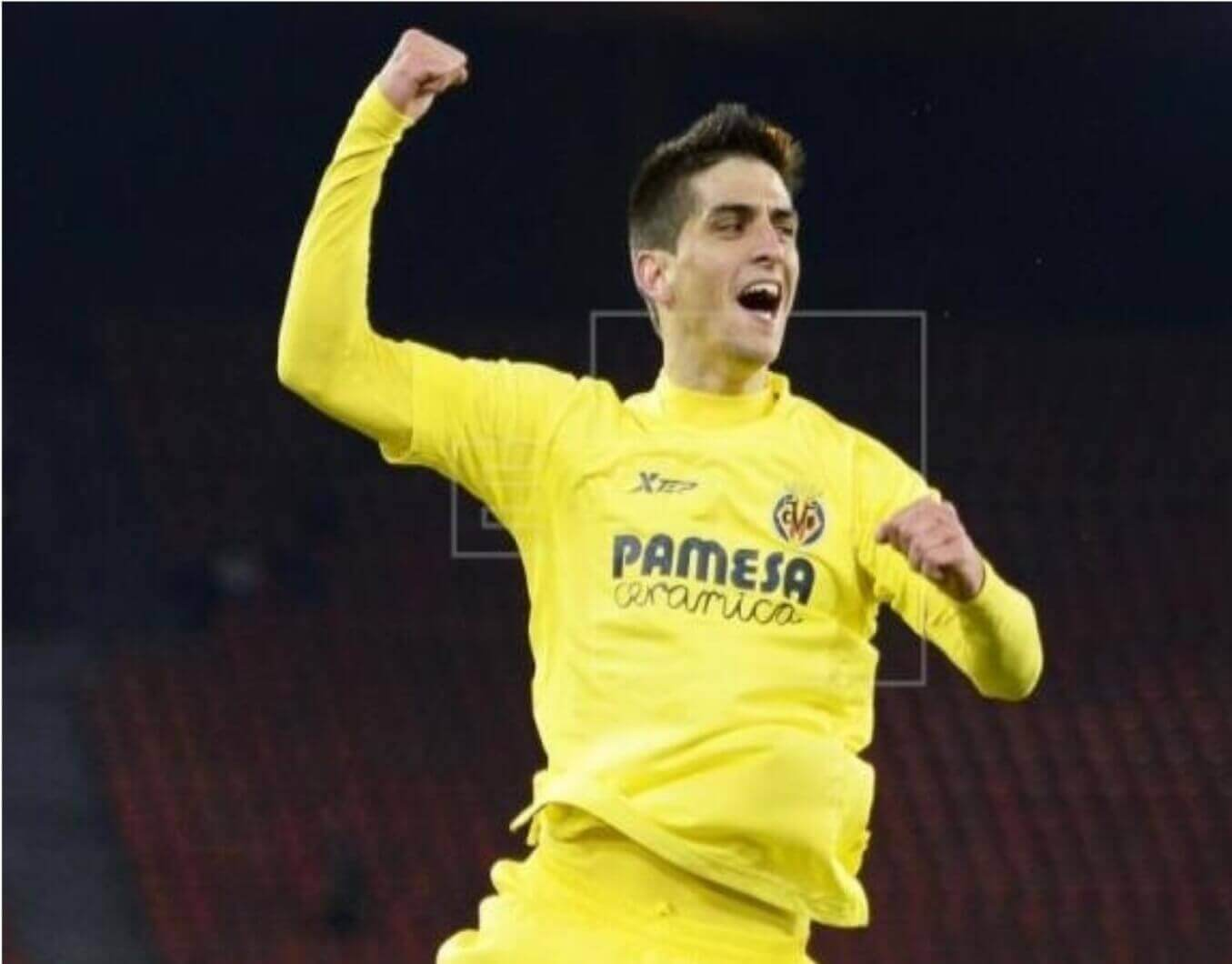 Villarreal sign Gerard Moreno on five-year contract
