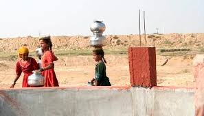 Water in India's major reservoirs 10% less: Study