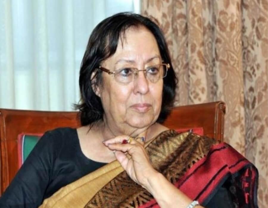 Help end Manipur varsity impasse: Student leaders urge Governor Najma Heptulla