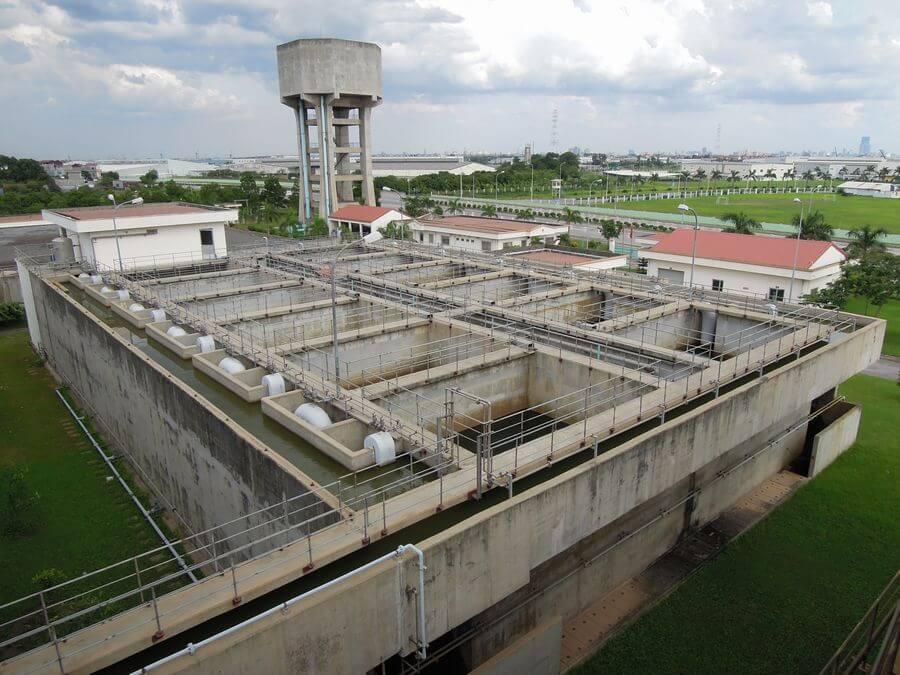 Twelve water purification plants installed