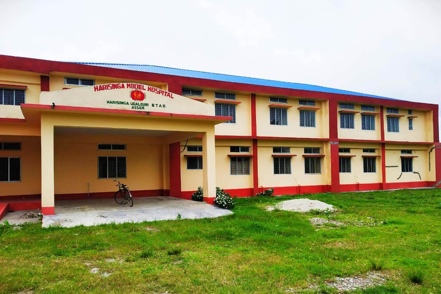 All Bodo Students Union resents poor construction of Harisinga Model Hospital