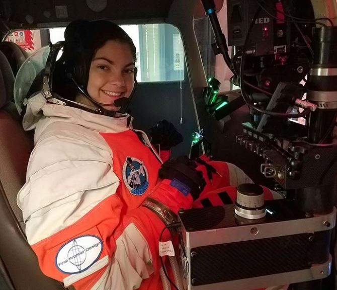 17 year old Alyssa Carson all set to be First Human to Step on Mars