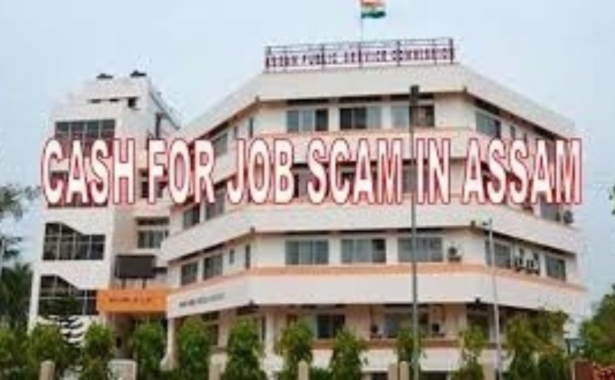APSC Cash-for-job Scam: More Documents Seized by Dibrugarh Police
