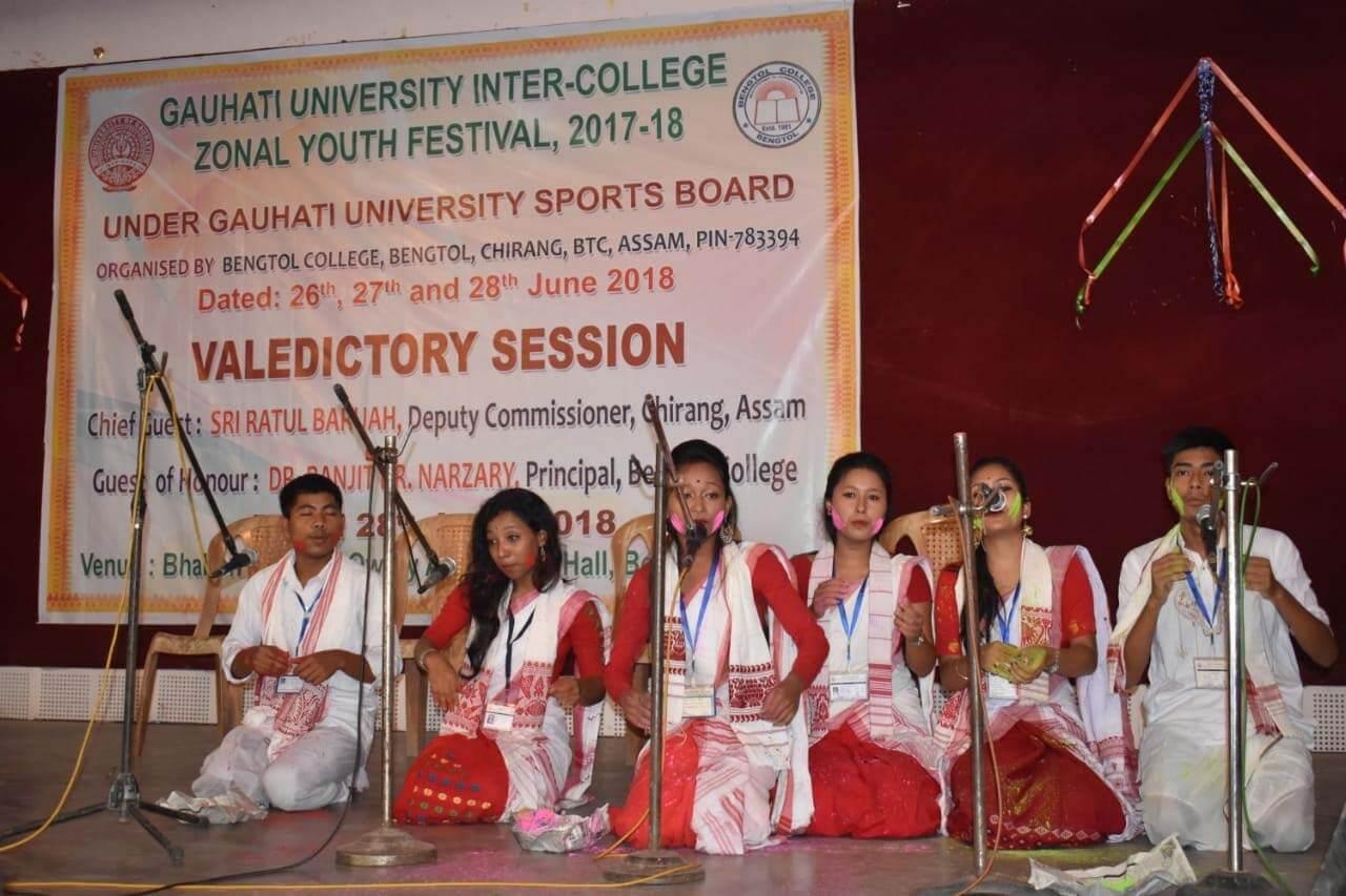 Abhayapuri College emerges as best team