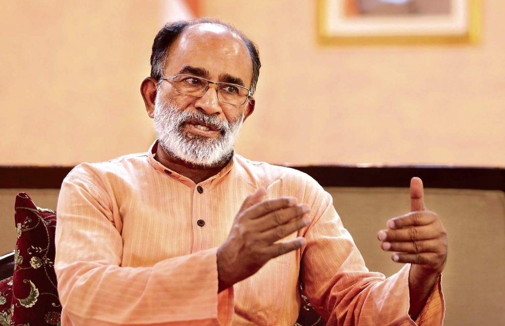 Call for abolishing confession National Commission of Women (NCW) chief's opinion: Union Minister K.J. Alphons
