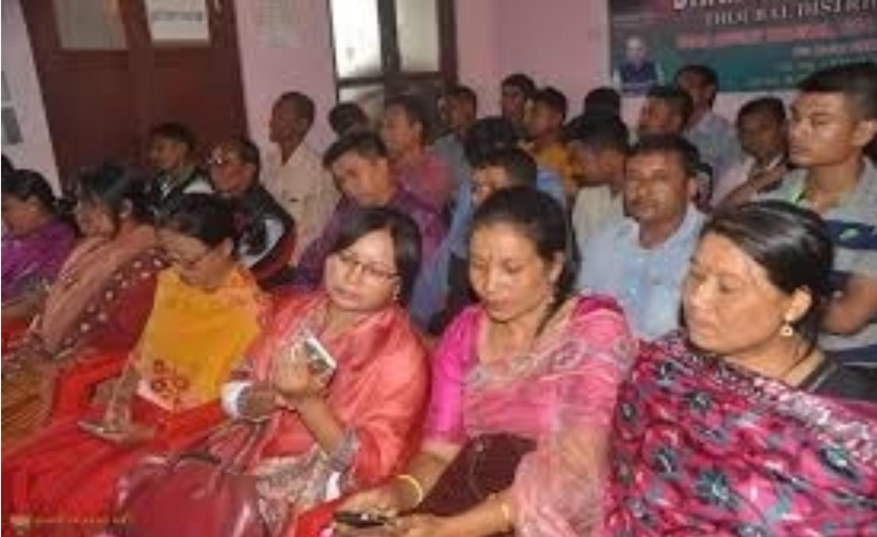 BJP's vistarak training programme ends