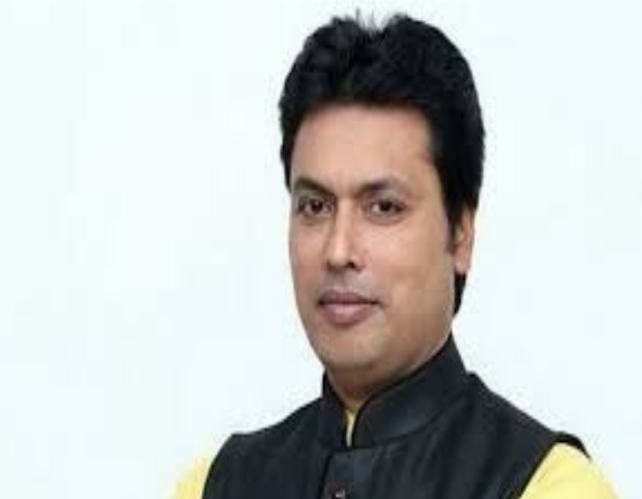 BJP to rebuild razed statue of Left leader Baidyanath Majumder: Tripura CM Biplab Kumar Deb