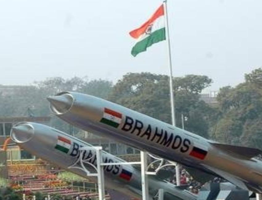 India Test Fires BrahMos missile off Odisha Coast