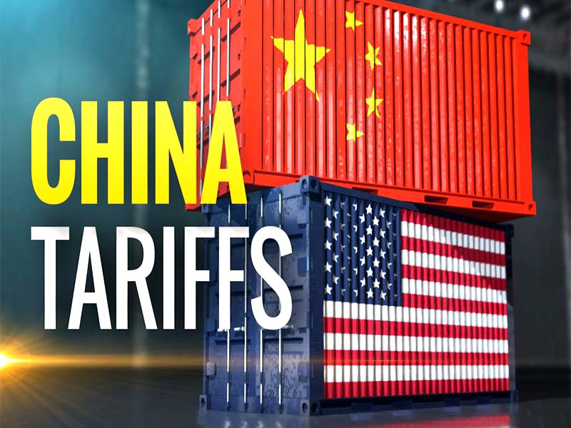China calls US trade actions 'totally unacceptable'