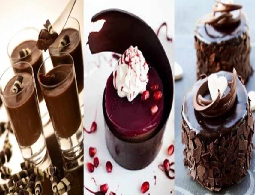 5 Chocolate Deserts Which are Good For Your Health