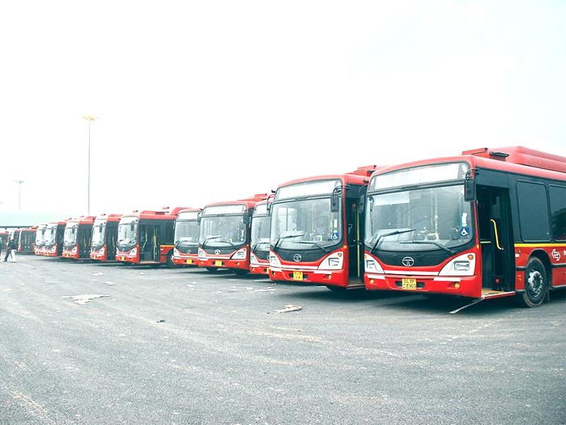 Delhi to get 1,000 e-buses