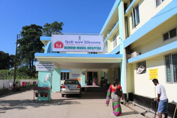 Demow Model Hospital hit by shortage of doctors