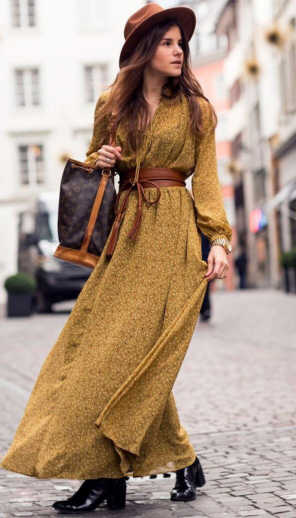 Fall in Love with Bohemian Style Once Again