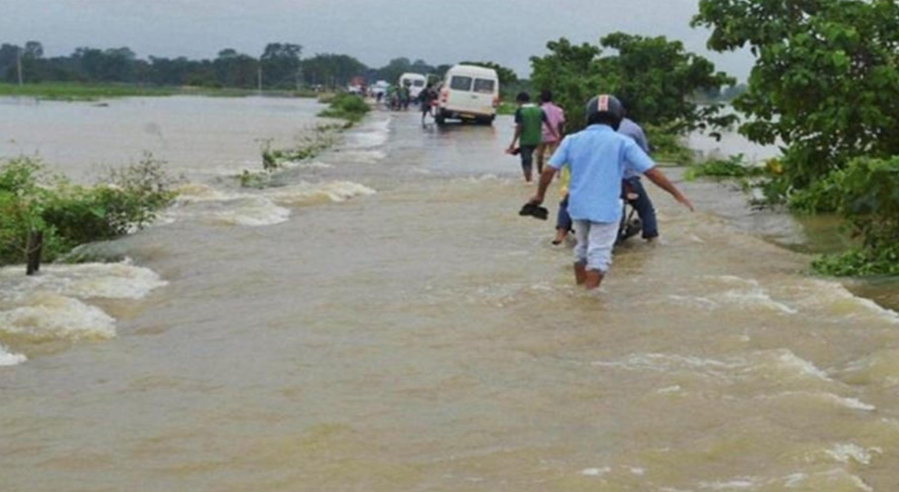 Lakhimpur Still Under Devastating Flood, Thousands Displaced