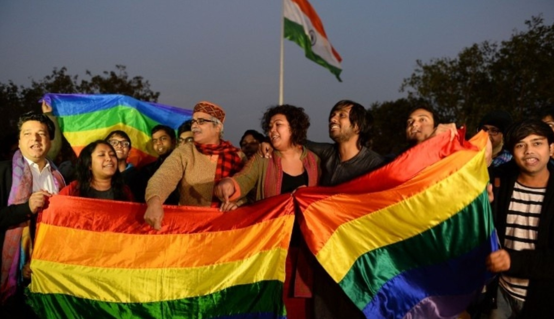 Supreme Court to Hear Plea On Gay Sex Law