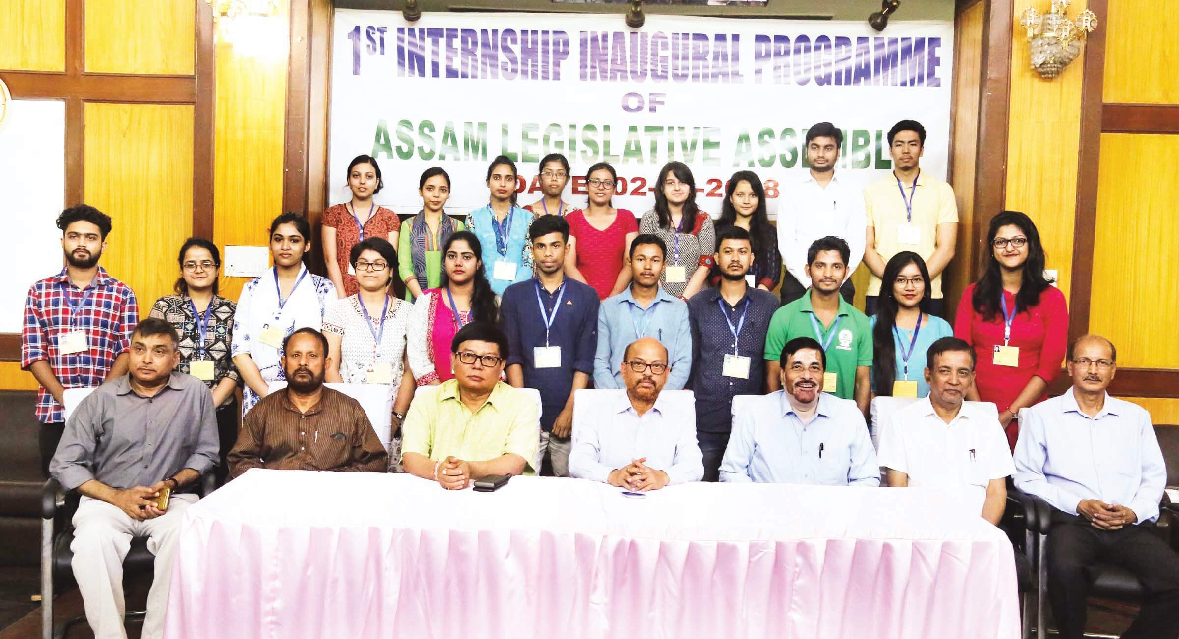 Speaker's research initiative launched
