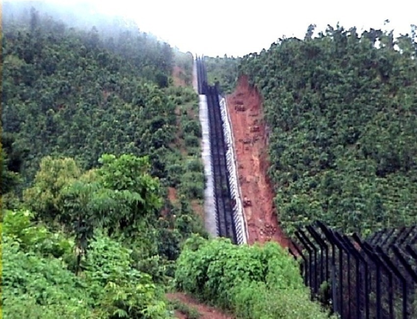Controversy Over Border Pillar 81, Manipur-Myanmar