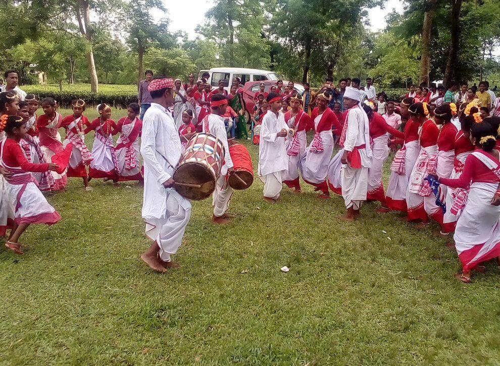 Jhumur Dance Workshop