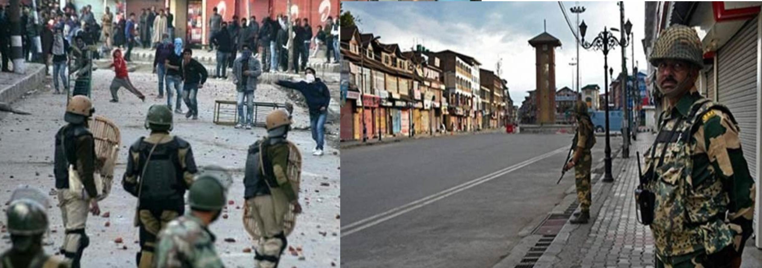 Army Firing Kills 3 civilians including a teenage girl in Kulgam, Curfew Clamped