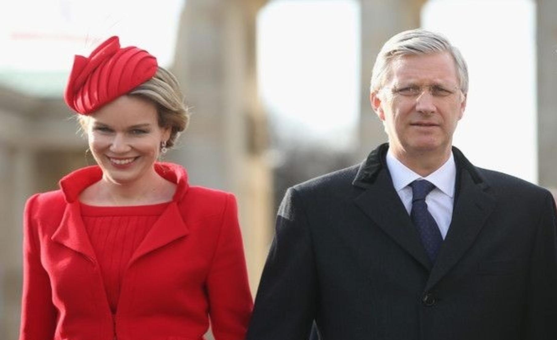King, Queen of Belgium to attend semi-final