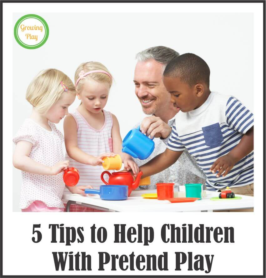 THE POWER OF PRETEND PLAY
