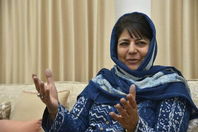 'Will go to people's court against Assembly dissolution': Mehbooba Mufti