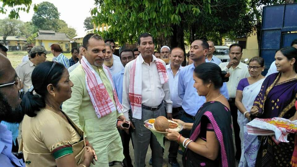 Bilasipara MLA Ashok Kumar Shinghis move to Reach Out to People of His Constituency
