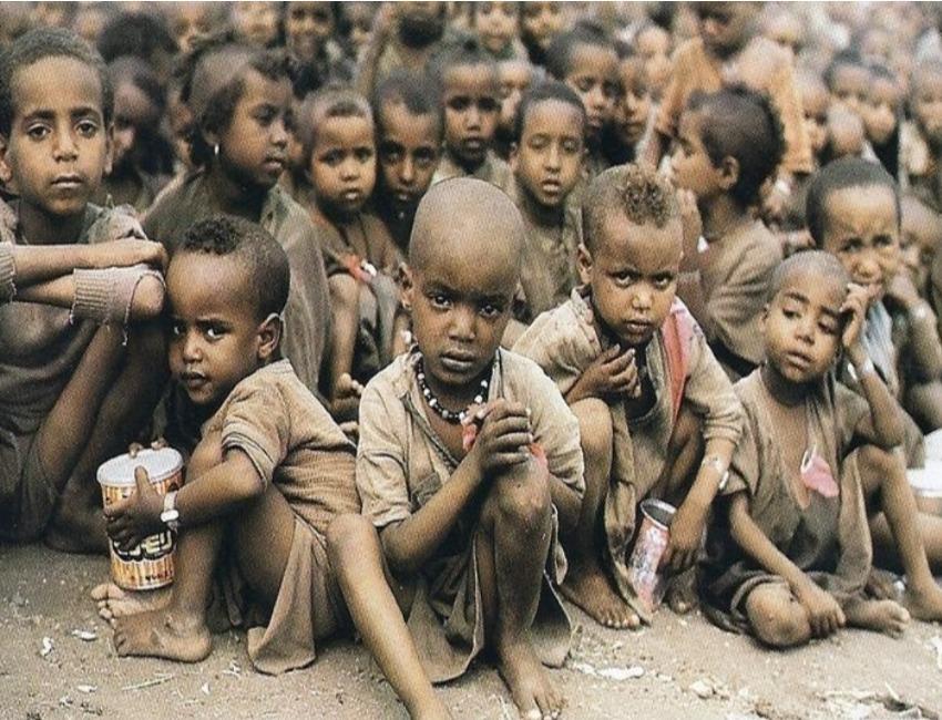 कुपोषण को लेकर सरकार गंभीर, बच्चों को इससे बचाने के लिए निकाली गई रैली