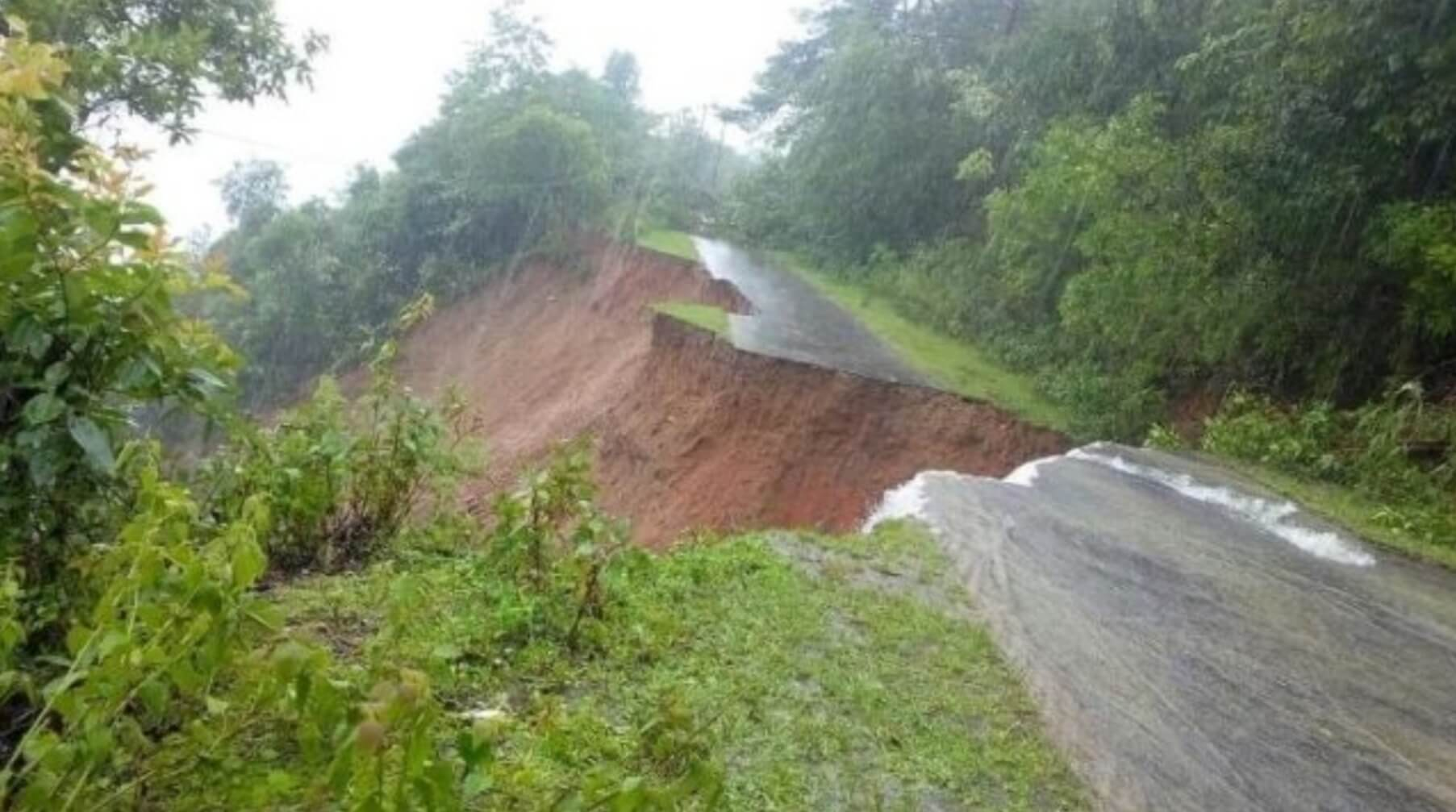 Landslides claim 9 lives in Northeast India