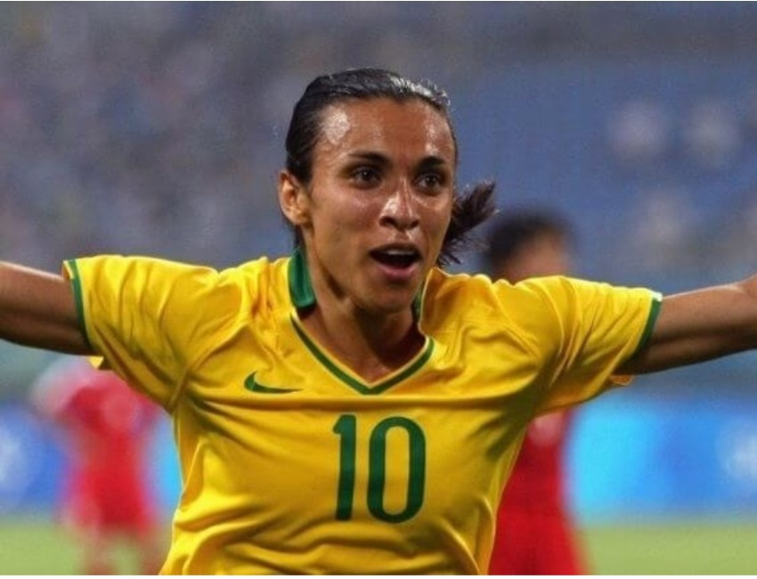 Brazilian Women Football star Marta Vieira da Silva named goodwill ambassador by UN Women