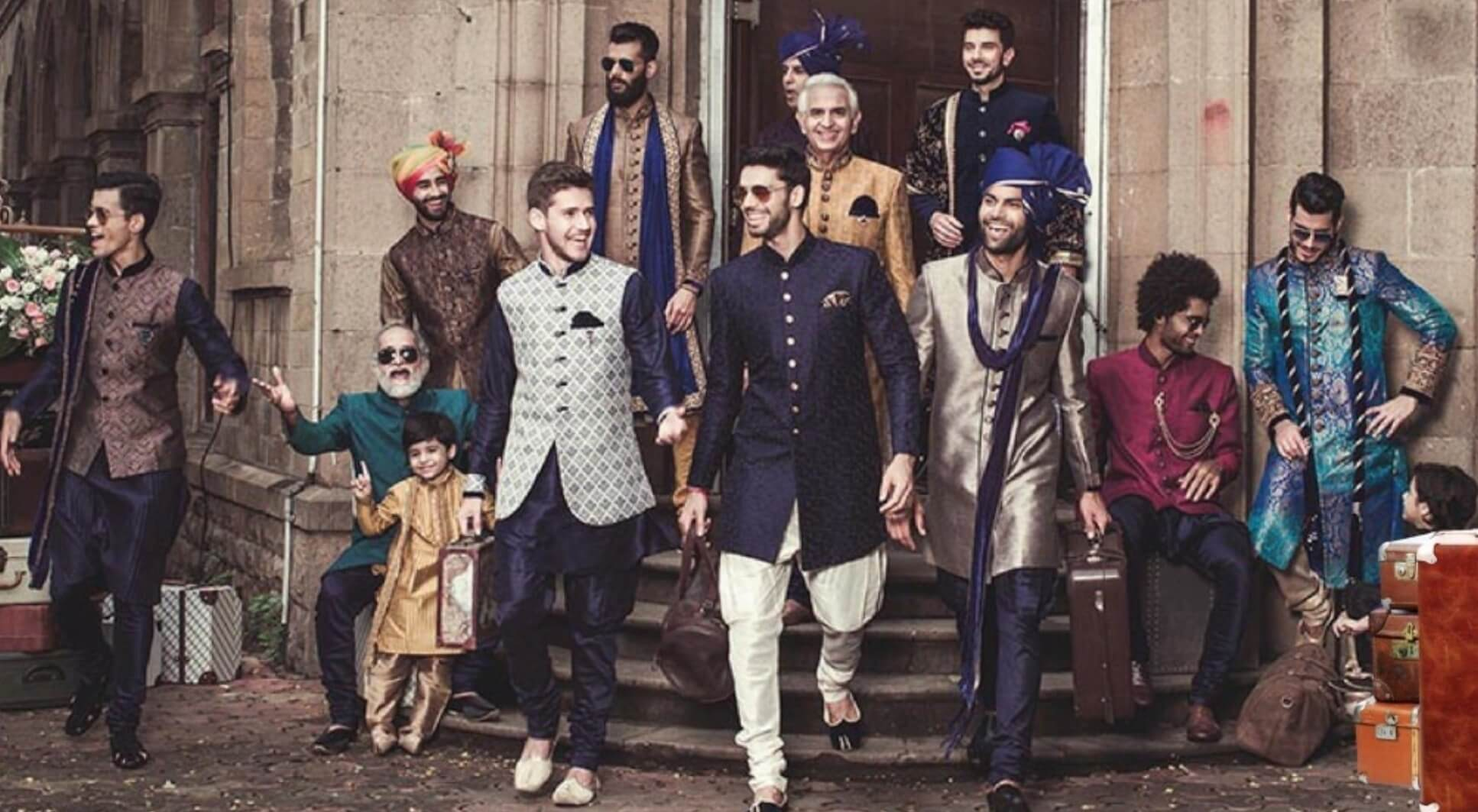 Men's Ethnic Wear: Why Should Girls Wear all Things Nice