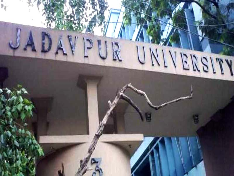 Jadavpur University students continue hunger strike