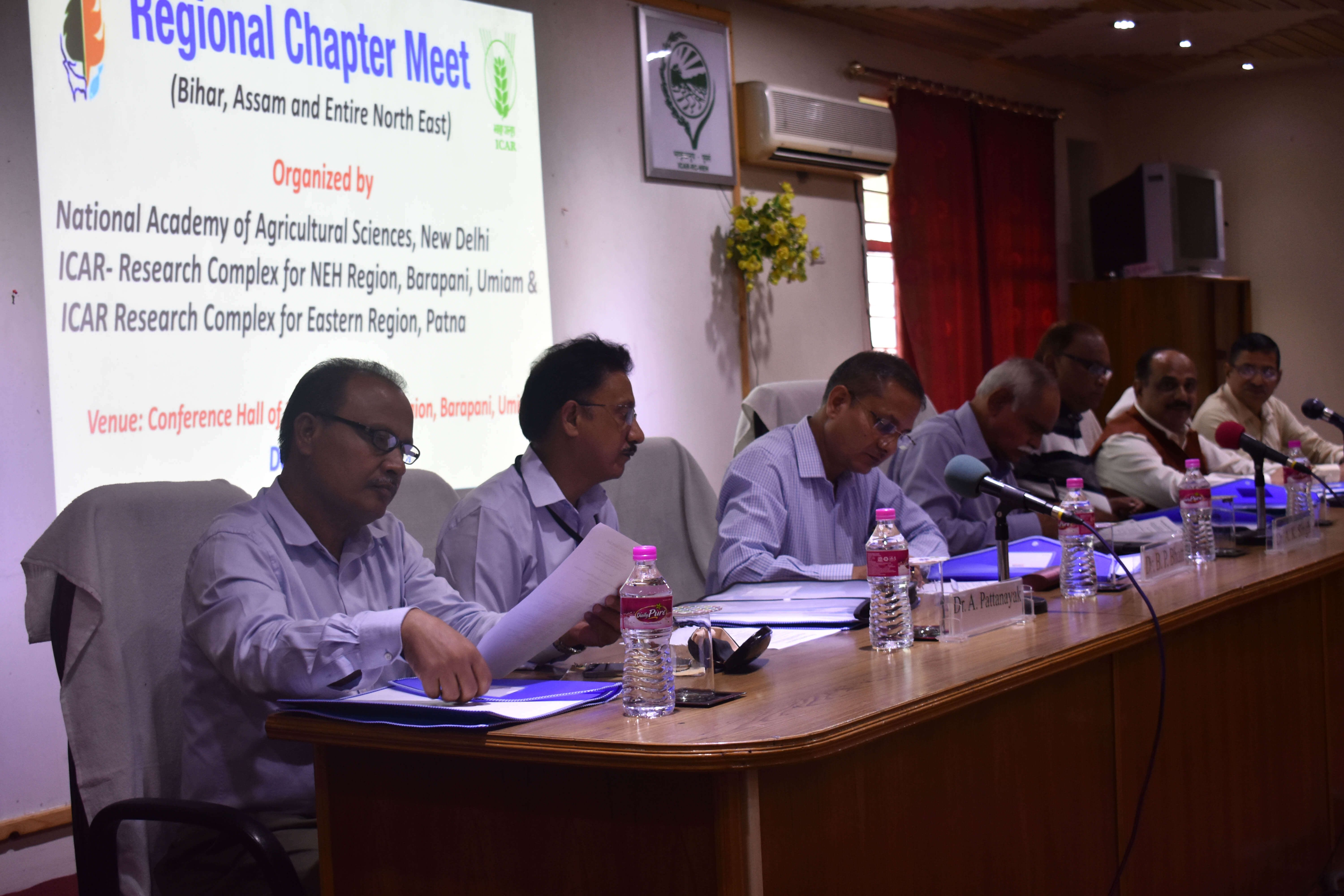 National Academy of Agricultural Sciences (NAAS) meet on agricultural growth held