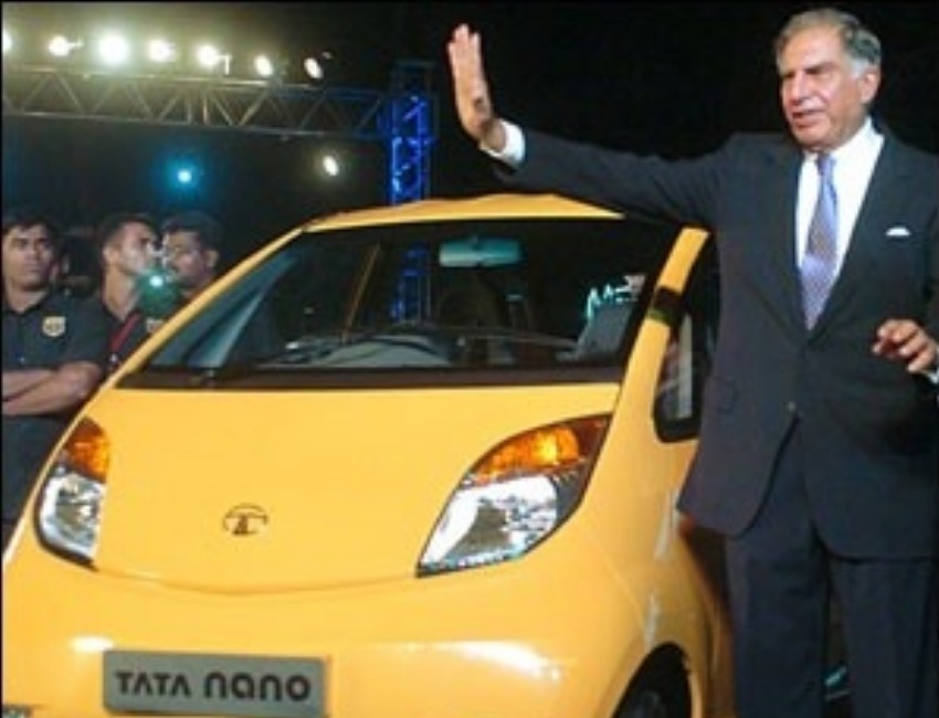 Tata Bids Farewell to World