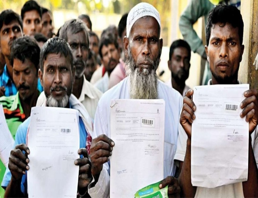 Assam NRC: Database of D-voters prepared