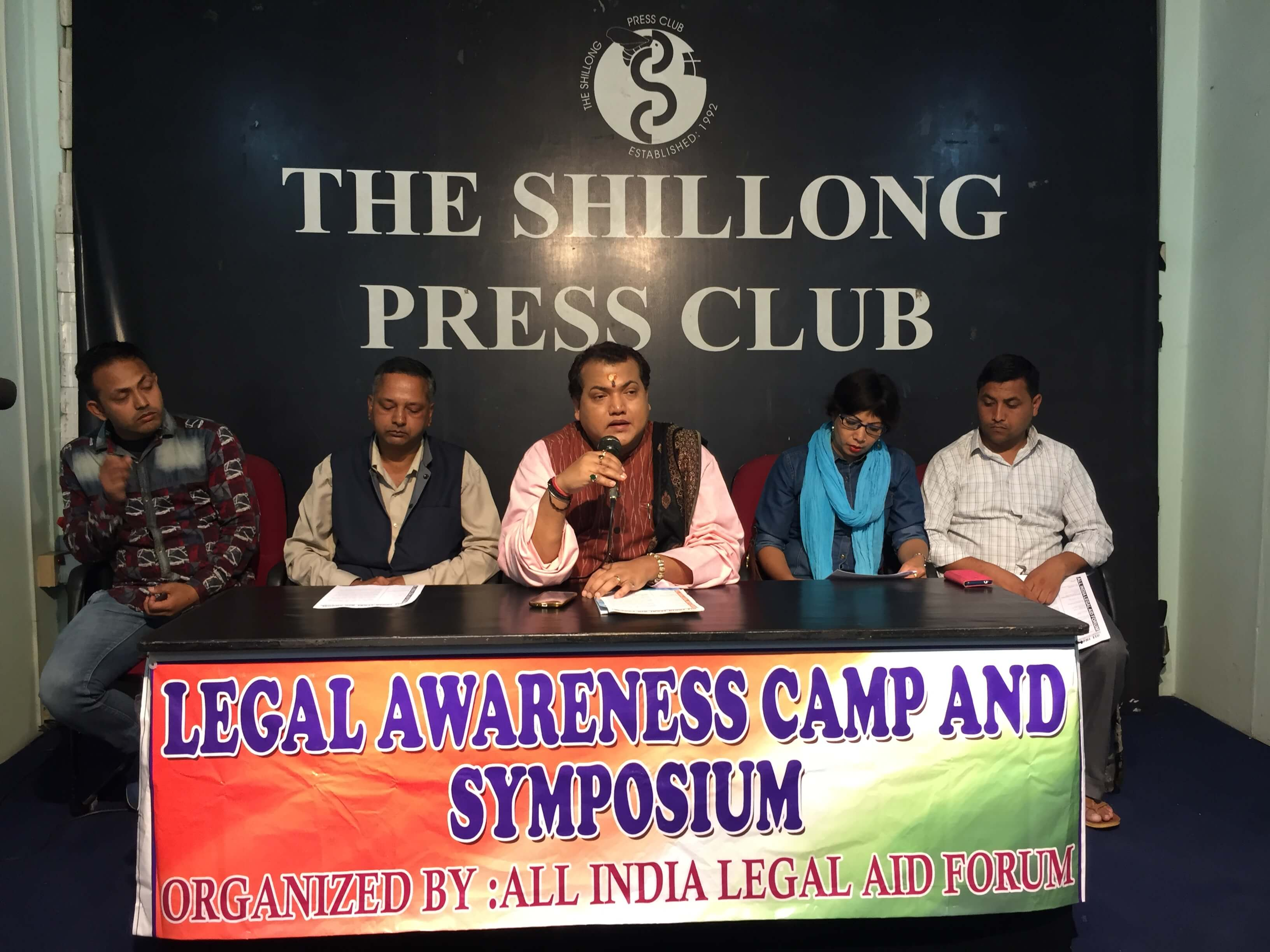 AILAF moves Government on legal aid awareness