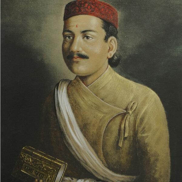 204th Birth Anniversary of poet Acharya celebrated