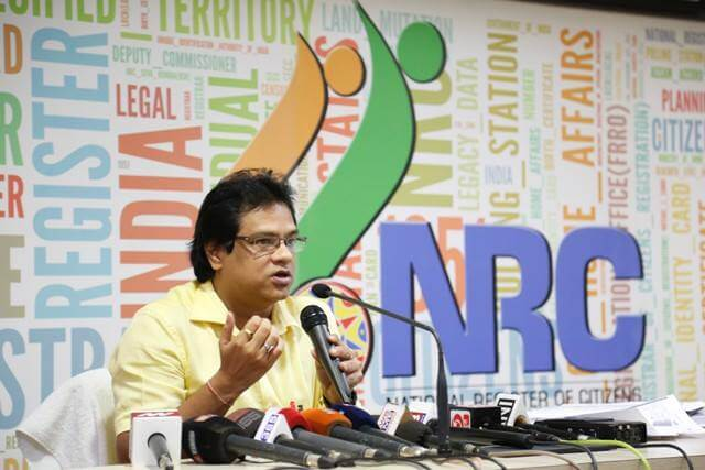NRC: Citizens Rights Preservation Coordination Committee (CRPCC) sees deeper conspiracy behind Prateek Hajela's SOP