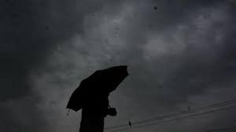Rain shortfall in 5 north eastern states of India