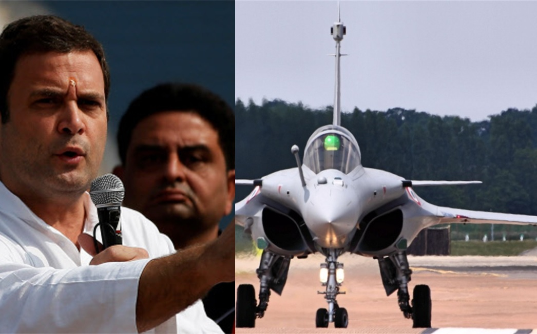 France Refutes Rahul Gandhis Remarks on the Rafale Jet Deal